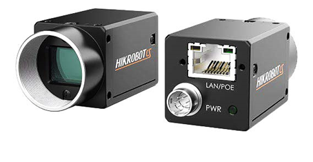 CS系列 GigE工业面阵相机