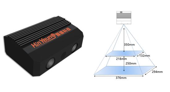 三维机器视觉设备