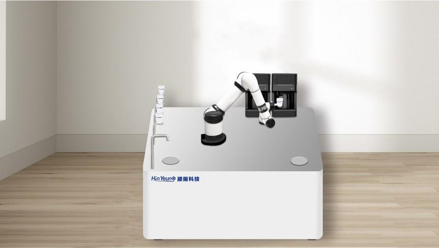 视觉设备 协作机器人 智慧零售