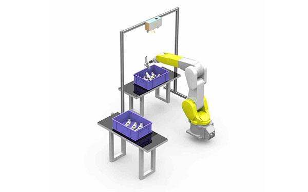显扬科技 机器人引导