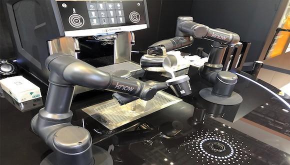 UR协作机器人
