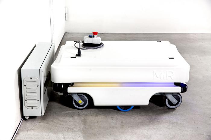 MiR机器人