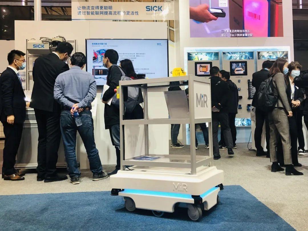 MiR自主移动机器人