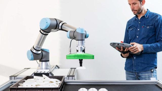 UR机器人+Pickit视觉