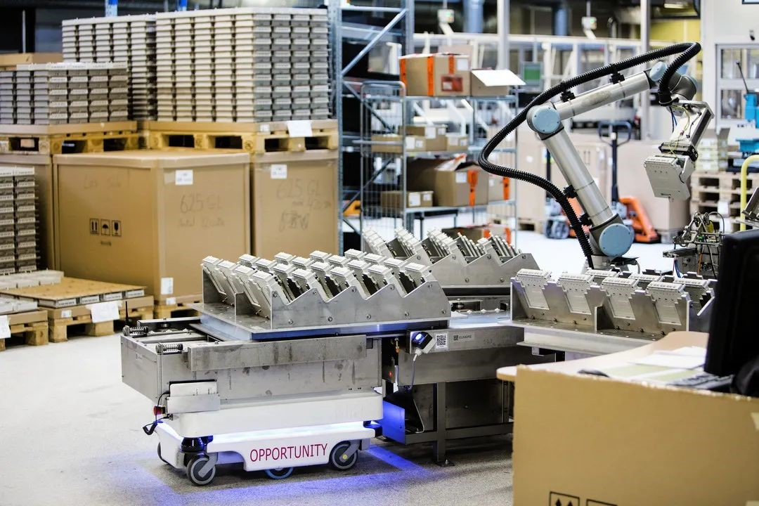 MiR移动机器人