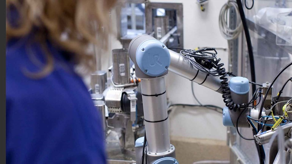 ur5机器人