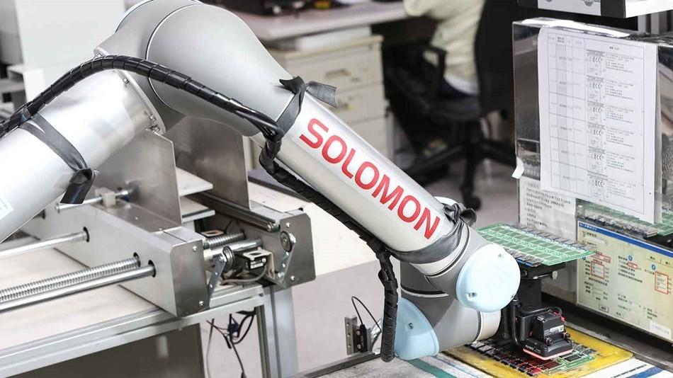 UR协作型机器人